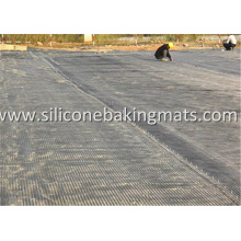 Low Cost for Warp Knitted Polyester Geogrid,PET Geogrid,PVC Coated Polyester Geogrid Manufacturer in China Unaxial PET geogrid Retaining Walls & Slope Reinforcement supply to Russian Federation Supplier