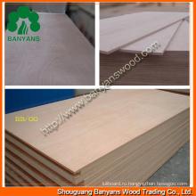 2.2/2.5/3мм коммерческих Окуме фанеры для упаковки или применения мебели