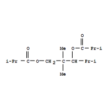 2, 2, 4-Trimethyl-1, 3-Pentandiol Monoisobutyrat C-12 CAS 25265-77-4