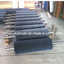 Abrasive Polishing Roller Brush with Axle (YY-248)