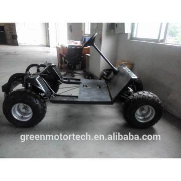 Suspensión de acero para carrito de golf