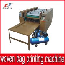 Fácil operación PP tejido bolsa y no tejido bolsa de impresión de la máquina