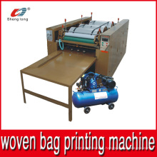 Easy Operation PP Woven Bag and Non Woven Bag Printing Machine