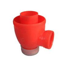 Molde apropriado do PPH - molde sanitário