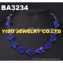 Дизайнерское бриллиантовое ожерелье