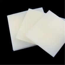 White PVDF Polyvinylidene Fluoride Sheet PVDF Bar