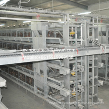 Best Price High Quality H Type Layer Cage Equipment
