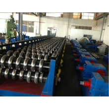 Thickness 1.5-2mm Steel Silo Corrugated Sheet Roll Forming Machine