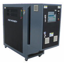 No-fuse Breaker 60kw Heating Power Mold Temperature Control Unit  Aeot-50-60 By-pass Pressure Release Loop For Hot Oil.