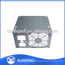 Stamping Precision Custom Aluminium Mechanical Power Enclosures