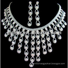 Latest bridal wedding jewelry set (GWJ12-445)