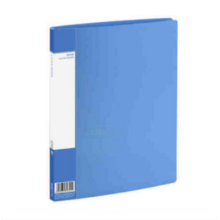 One Stop Shopping Office Supplies plastic A4 Clear Book file document storage box holder 10 pages