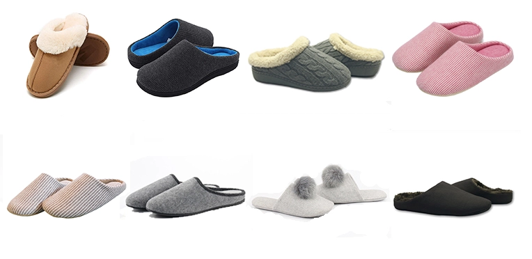 Ultra Light Cotton Indoor Slippers
