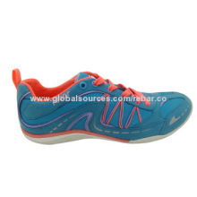 Women's Casual Shoe, Made of Breathable PU + Mesh and TPR Outsole