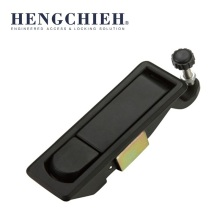 Zinc Alloy Bk Sandblasting Chrome-coated Cabinet Plane Lock