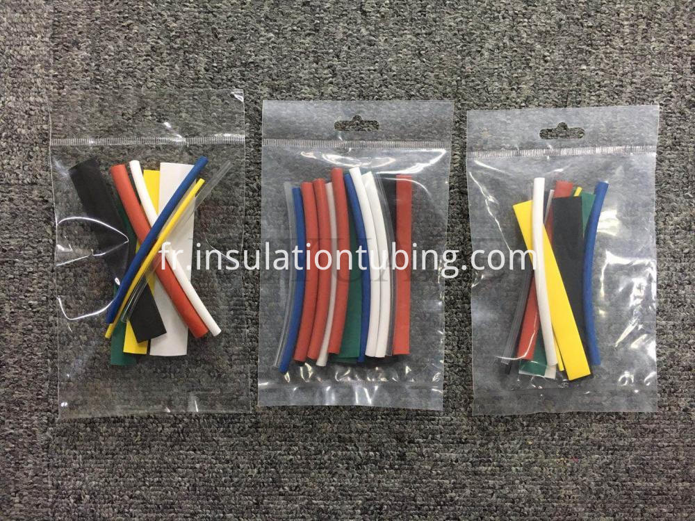 Heat Shrink Tube Colors