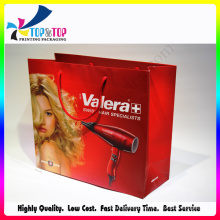 Well-Designed Electric Hair Drier Gift Foldable Paper Bag Supplier