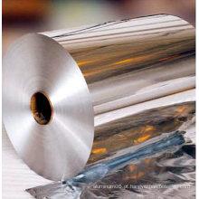 Folha de alumínio / alumínio para produtos farmacêuticos