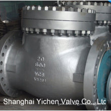 20 Inch 600lb Double Flange Non Slam Swing Check Valve