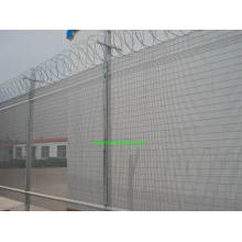 High Security Welded Wire Mesh Fence (1515)