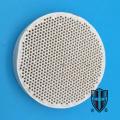 инфракрасная кордиеритовая сотовая керамика пористая газовая горелка