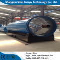 Pyrolysis plant for tire oil with CE ISO