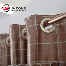 Cheap price wholesale curtain accessory Plastic curtain eyelet ring