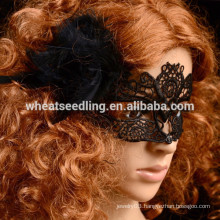 Lace Princess Party Mask Half Face Party Face Lace Mask