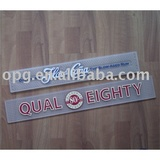 Translucent Bar Mat Bar Runner as advertising items
