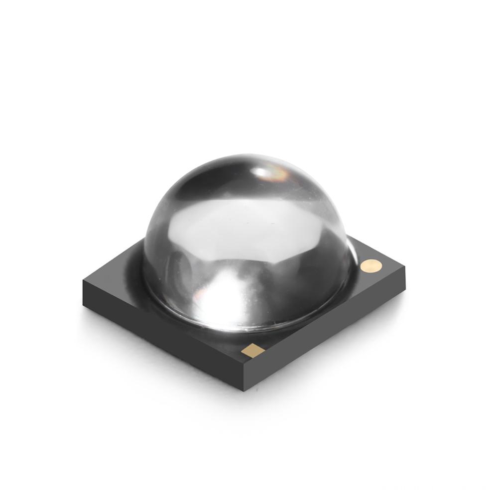 Quartz Lens LED Package