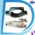 Plastic Quick Hose Connector Pipe Fitting Muff Clamp Coupling
