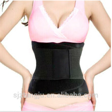 women use back pain heat belt waist slimming belt back brace belt