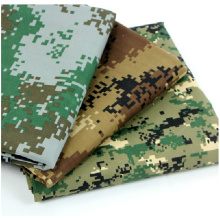 Tissu de camouflage numérique pour vêtements de travail / Shirting / Uniform