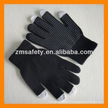 Gants sensibles au toucher avec point palm