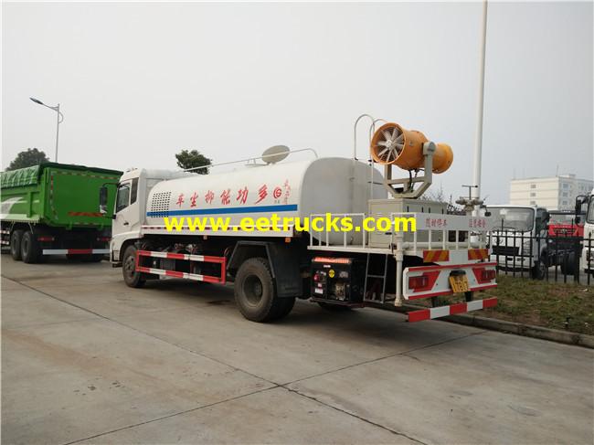 Dust Prevention Trucks