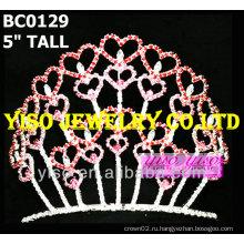Возлюбленная кристалл тиара корона