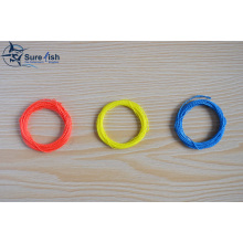 Multicolor Color Furled Fly Fishing Tenkara Tapered Line