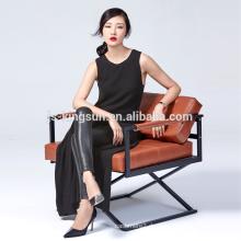 Frauen Baumwolle langes Kleid mit Super Long Split Kaftan Kleid