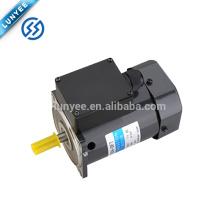 40w baixo RPM alto torque AC pequeno elétrico reversível motor de engrenagem