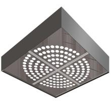 Лифтовой потолочный лифт с белой прозрачной доской (HDHM-415)