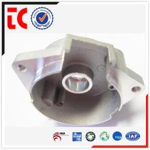Fournisseur de produits personnalisés standard en Chine Couvercle de tête de moteur électrique de coulée en aluminium de haute qualité pour composant automatique