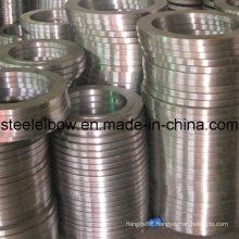 Stainless Steel JIS 10k Plate Flange