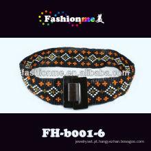 Fashionme moda frisado correia FH-b001
