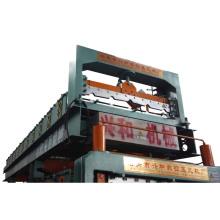 Material de construcción de la máquina de fabricación de tejas de techo de metal