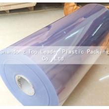 PVC d'emballage de qualité médicale de thermoformage