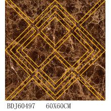 Schlafzimmer-Teppich-Fliesen Kristall-Blume mit preiswertem Preis (BDJ60497)