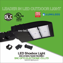 "SNC Best Seller 150 Watt LED Parking Lot Light with only 2.87"" Thin"