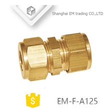 EM-F-A125 Kupplung Messing Quick Cooper Innengewinde Rohrverbinder