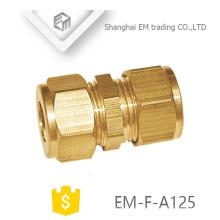 ЭМ-Ф-А125 муфта латунная быстрая Купер внутренняя Трубная резьба разъем
