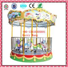 2013 New Design Merry-Go-Round, Children Carousel, Park Carousel (JMQ-P179C)